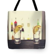 Two Tequilas Tote Bag
