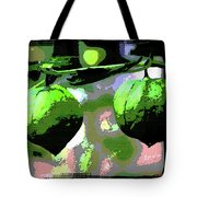 Two Tomatillo Tote Bag