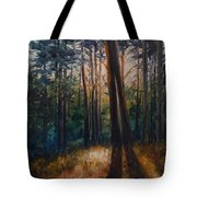 Two Trees Tote Bag