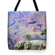 Two Tree Rock Tote Bag