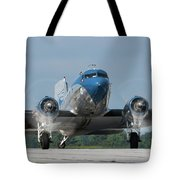 Two Turning - 2017 Christopher Buff, Www.aviationbuff.com Tote Bag