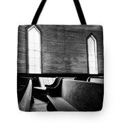 Two Window Church Tote Bag