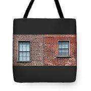 Two Windows Tote Bag