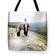 Two Women In 1920 Tote Bag