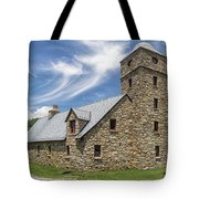 Tynecastle On 105 Tote Bag
