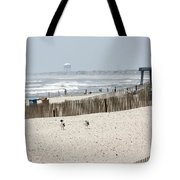 Typical Jersey Shore Afternoon Tote Bag