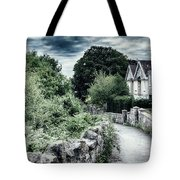 typical old English village Tote Bag by Ariadna De Raadt