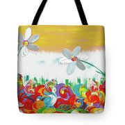 Typical Summer Day Tote Bag