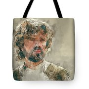 Tyrion Lannister, Game Of Thrones Tote Bag