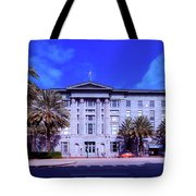 U S Custom House - New Orleans Tote Bag