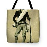 U. S. Soldier, Spanish-american War Tote Bag