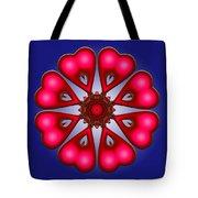 u021 Eightfold Path Tote Bag