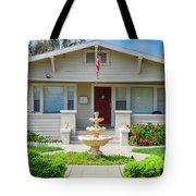 Suburban Arts And Crafts Hayward California 18 Tote Bag