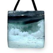 Ucluelet Breaking Waves Tote Bag