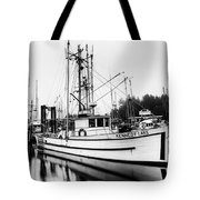 Ucluelet Harbour - Vancouver Island Bc Tote Bag