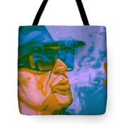 Udo Lindenberg Die Coole Socke 4 Pop Art Pur Tote Bag