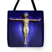 Holy Ufo Tote Bag
