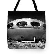 Futuro House Ufo Tote Bag