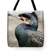 Ugly Bird Tote Bag