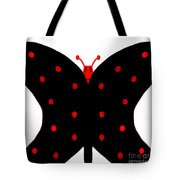 ugly Bug butterfly Tote Bag