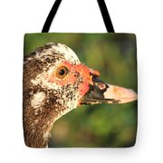 Ugly Duck Tote Bag