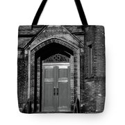 Ukrainian Catholic Church Bw Tote Bag