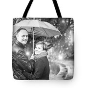 Ula And Wojtek Engagement 7 Tote Bag