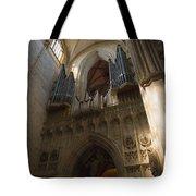 Ulm Cathedral Tote Bag