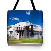 Ultra Modern House Tote Bag