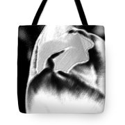 Ultra-sound And Daddy Tote Bag