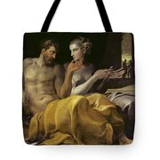 Ulysses And Penelope Tote Bag