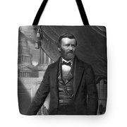 Ulysses S. Grant, 18th American Tote Bag