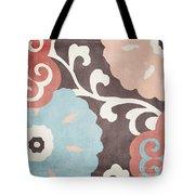 Umbrella Skies II Suzani Pattern Tote Bag