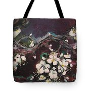 Ume Blossoms Tote Bag