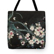 Ume Blossoms2 Tote Bag