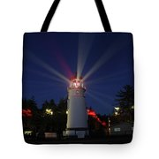 Umpqua Lighthouse Tote Bag