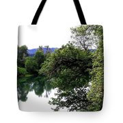 Umpqua River Tote Bag