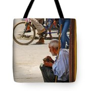 Un Peso Por Favor Tote Bag by Skip Hunt