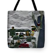 Unblessed R The Unmerciful Tote Bag