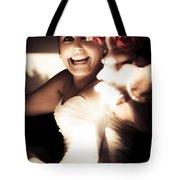Unbridled Joy Tote Bag