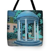 Unc Old Well Tote Bag