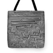 Uncertainty Tote Bag
