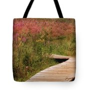 Uncharted Territory Tote Bag