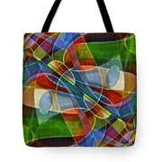 Unchartered Tote Bag by Gwyn Newcombe