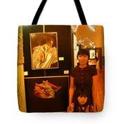 Unclad 2007 Exhibit Tote Bag