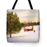 Uncle Bob's Cabin Tote Bag