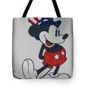 Uncle Mickey Tote Bag
