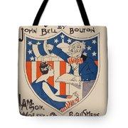 Uncle Sam's Church Tote Bag