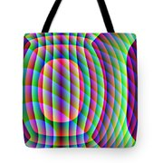 Uncollared Colors Three Tote Bag