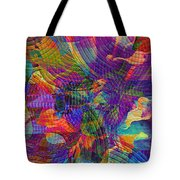 Uncommon Vibrations 2 Tote Bag